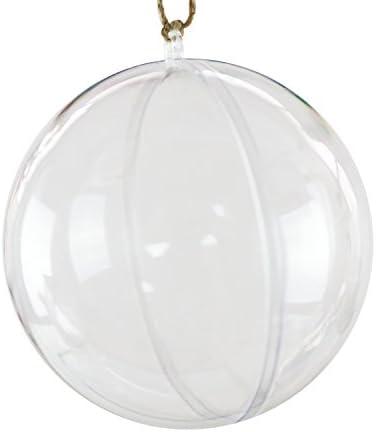 Acrylic sphere hollow _image4