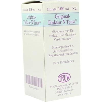 Original Tinktur N Truw Tropfen 100ml by TRUW Arzneimittel GmbH