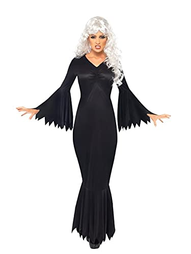 DISBACANAL Disfraz Vampira Medianoche Mujer - L