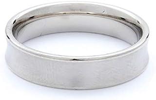 Breuning Shiny & Matte Finish 600 Wedding Ring [BR9079]