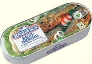 Brathering 500g Rügenfisch - nostalgische DDR Kultprodukte - Ossi Produkte