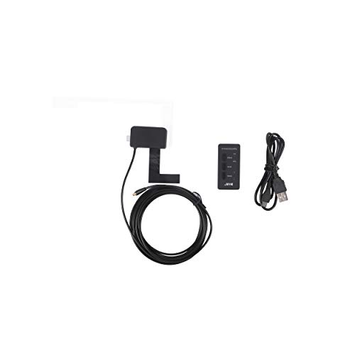 Dab Adaptador USB para Receptor de señal Digital para Audi BMW Benz Volvo Ford Peugeot Citroen DS VW Skoda Honda Toyota Landrover Jaguar Nissan Lincoln Infinity Fiat Porsche OEM Radio estéreo