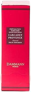 Dammann Freres Tee - CARCADET Provence Früchtetee Tee - 24 Cristal Teabags