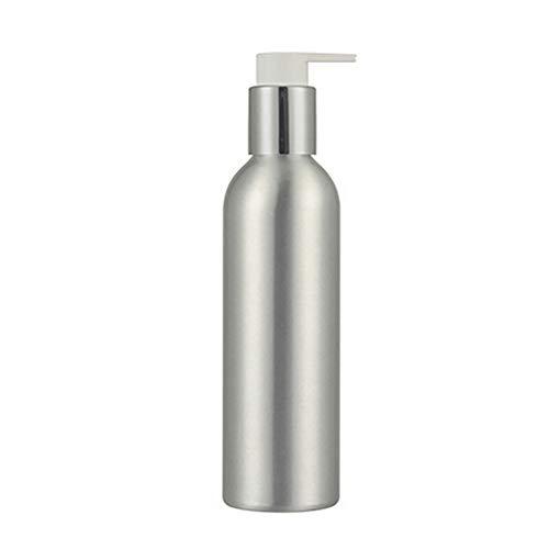 Litty089 Distributeur de savon 40 ml - 250 ml - Bouteille en aluminium - Lotion désinfectante liquide - Pompe UV - 250 ml, 40 ml., 40ml