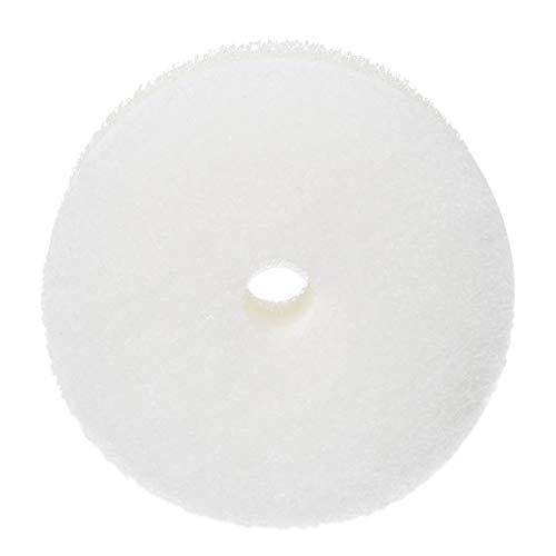 マーナ(MARNA) 洗面スポンジ POCO(ポコ)吸盤付き ホワイト 本体/約径6×3cm きれいに暮らす。 W615W