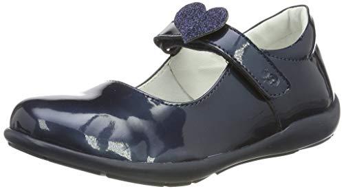Primigi Pwt 44295, Mary Jane para Niñas, Blue 4429511, 31 EU