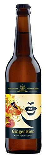 Neuzeller Kloster-Bräu Ginger Bier 20 x 0,5 l