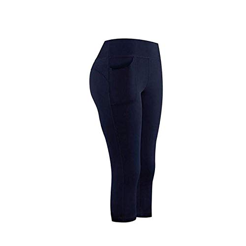 Leggings Casuales De MujerLeggings Deportivos para Mujer, Jeggings Informales Sin Costuras De Cintura Baja, Poliéster Só