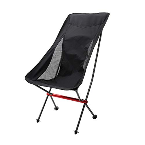 DuangDuang Folding chair with rucksack, outdoor portable backpack camping camping chair, hiking, beach sunbathing picnic barbecue portable fishing stool