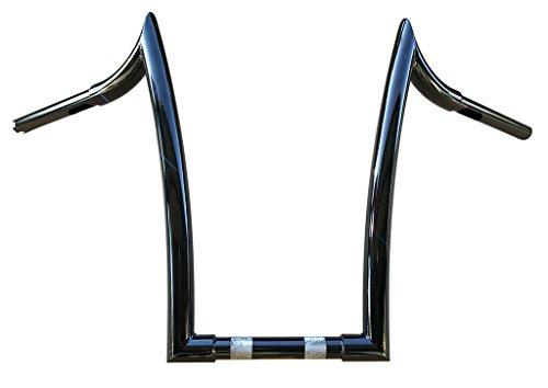 16' MERCENARY BARS HANDLEBARS FOR HARLEY ROAD GLIDES, DYNA, SPORTSTER, SOFTAIL