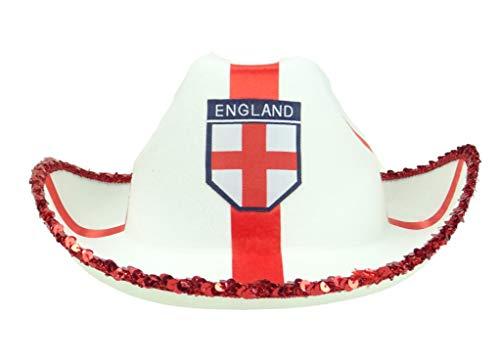 Toyland St George ** Angleterre ** Chapeau de Cowboy-Unisexe
