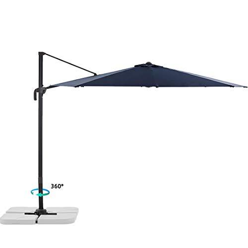 Leconte 11 ft cantilever umbrella