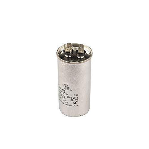Wnuanjun, 30uf / 35uf / 40uf / 50uf / 60uf Air Conditioning Parts Condensador de Arranque de Aire Acondicionado a Prueba de explosiones (Color : 30uf)