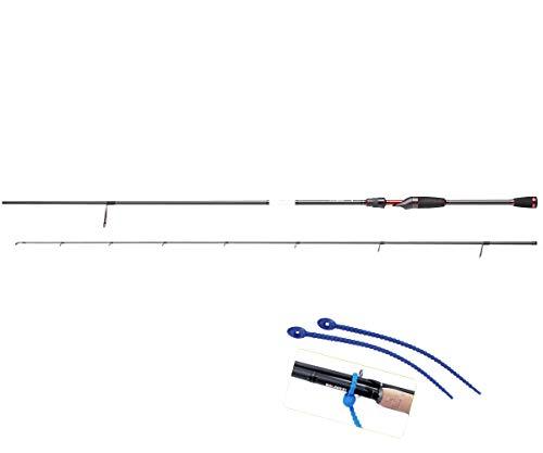 Dam Angelrute Effzett Perch Special 3-12 g 1,90 m Barschrute Spinnrute
