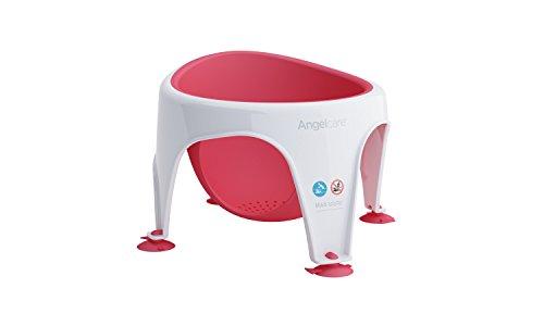 Angelcare Soft Touch Baby-Badewannensitz, Rot