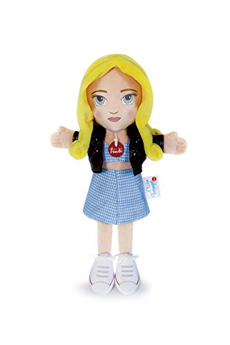 Trudi- Limited Edition Doll Chiara Ferragni Bambola, Altezza: 34 cm, 69061
