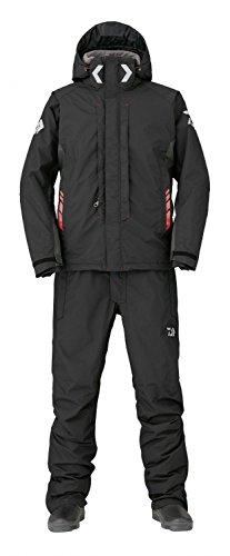DAIWA RAINMAX® HYPER Combi-Up Hi-Loft Winteranzug schwarz Gr. XXXL Thermo Suit DW-3406