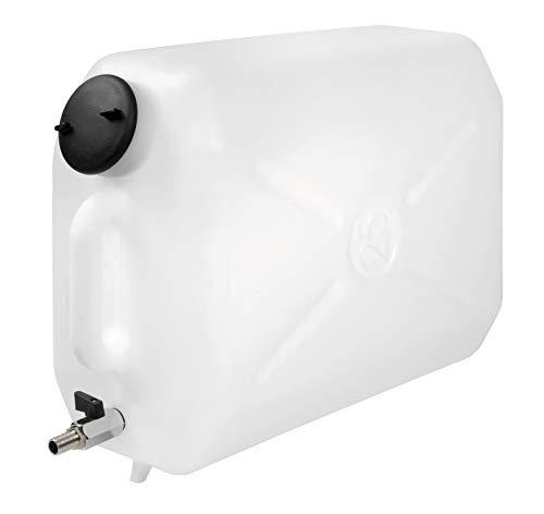 Lampa 97869 Tanica in plastica, con rubinetto in metallo - 25 L