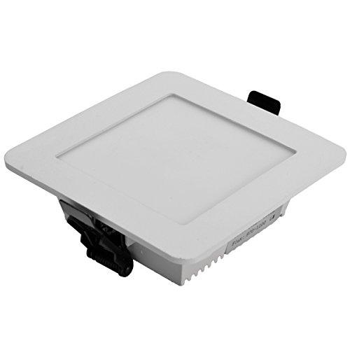 Digilamp 57/led-5630-q/WH Downlight LED cuadrado 6400K 850–950LM 120mm 12W