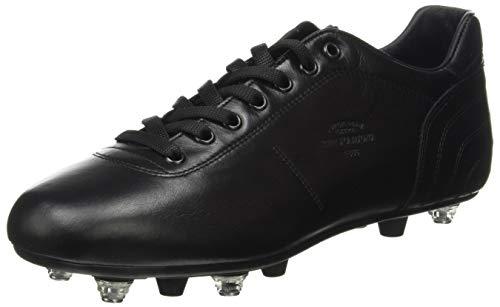 Pantofola D'oro LAZZARINI, Chaussure de Football Homme, Noir, 43.5 EU