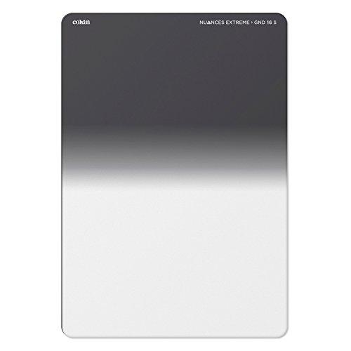 Cokin Nuances Extreme - Filtro Degradado Cuadrado con reducción 4 Pasos, Color Negro