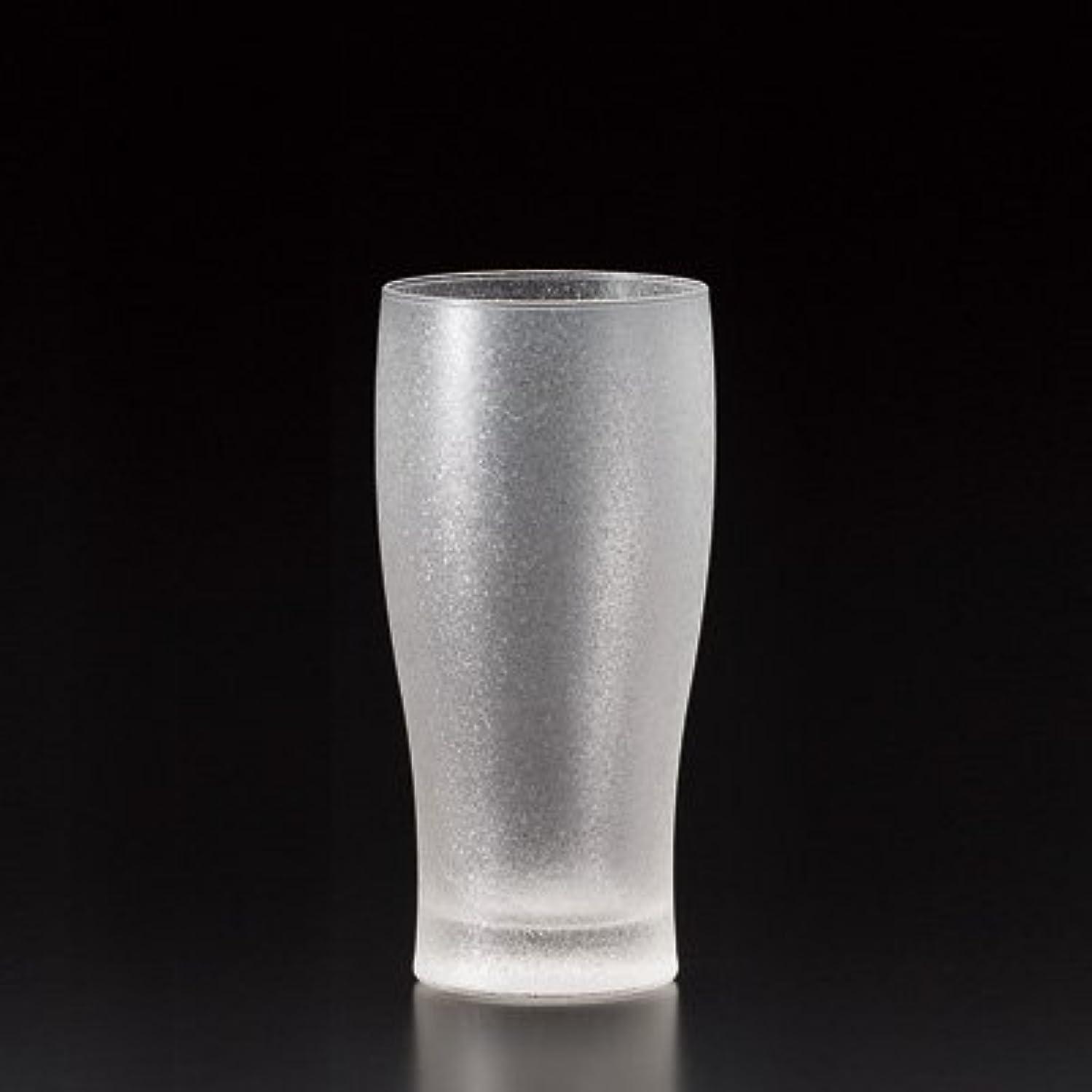パステルマトロンすでにアデリア ビールグラス 365ml きらめく 日本製 7644