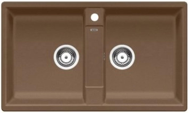 Weiß ZIA 9 521 976 Küchenspüle 9-521 Muskat
