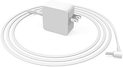 AC Charger Compatible with Google Home/Nest Hub Smart Speaker Wall Power Supply Adapter Cord