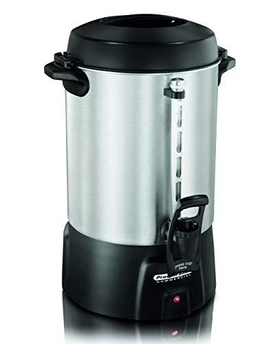 Proctor Silex 45060 60 Cup Brushed Aluminum Coffee Urn