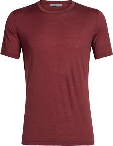 Icebreaker 150 Tech Lite Short Sleeve Crewe Shirt Men - Merinoshirt