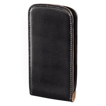 Hama Handy-Fenstertasche Smart Case für Samsung GT-S5570 Galaxy Mini, Schw Negro - Fundas para teléfonos móviles (Schw, GT-S5570 Galaxy Mini, Negro)