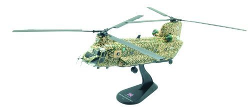 Boeing Chinook HC.1 diecast 1:72 helicopter model