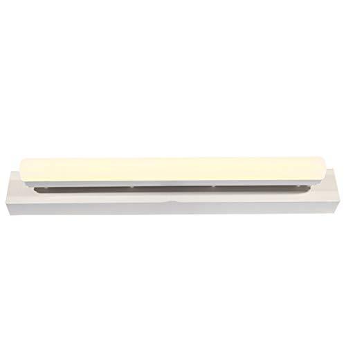 LIU WU FENG Luces de Espejo Faros de Espejo LED - Lámpara de Pared de baño Lámpara de Maquillaje de baño [Clase energética A +]