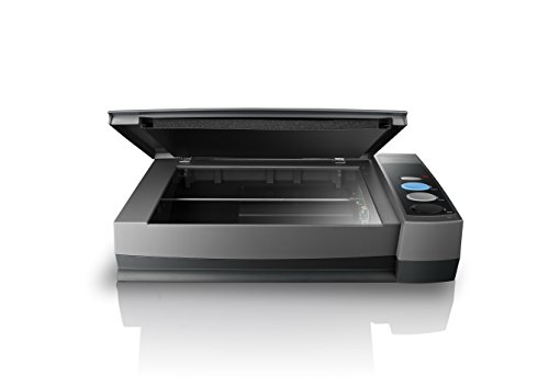 Find Discount Plustek Book Scanner - OPticBook 3800, Special Book-Edge Design for eliminates Spine S...