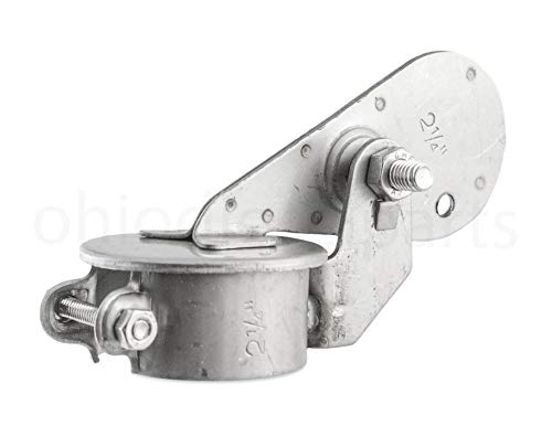 2-1/4' Inch Tractor Exhaust Silencer Weather Cap Muffler Cover Rain Flap 2.25' (Stainless Steel)