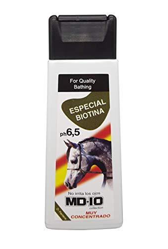 MD-10 Champú específico para Caballos con Biotina (300 ML)
