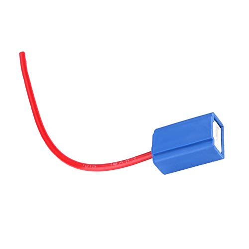 Duokon H1 aansluiting voor koplampen, stopcontact, verlenging, lamp van draad, hittebestendig van keramiek