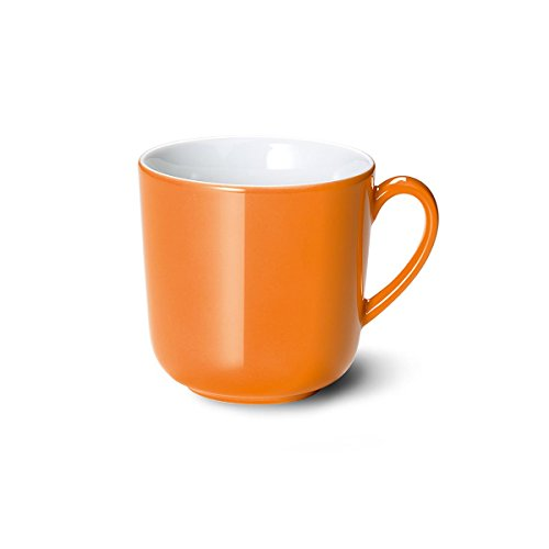 Dibbern Sc Becher Mit Henkel 0,32 L Orange