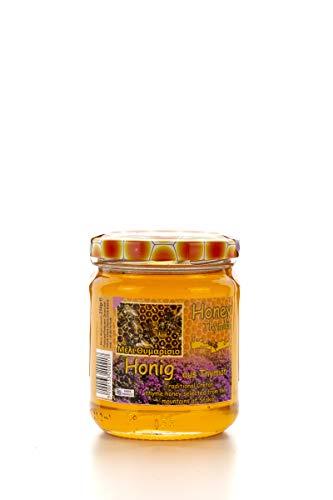 Griechischer Thymian Pinien & Kräuter Premium HONIG - 250g kaltgeschleudert - Sfakia Kreta Bienenhonig