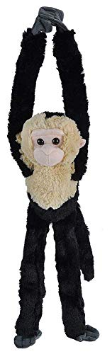 Wild Republic Hanging Monkey 20, Color Mono Capuchino (23483