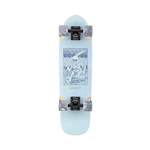 LANDYACHTZ Skate Cruiser Dinghy Adventure Skeleton 28,5 x 8 w14,6
