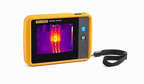 Wärmebildkamera im Taschenformat Fluke PTi120, 120x90; 9HZ