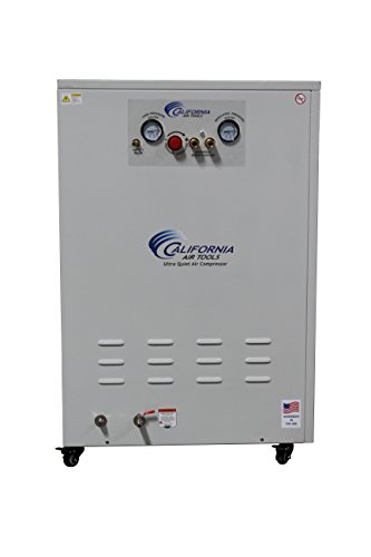 California Air Tools CAT-10020DSPCAD Ultra Quiet 2.0 Hp Air Dryer Cabinet