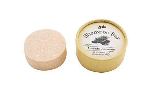 Shampoo Bar Lavendel Rosmarin