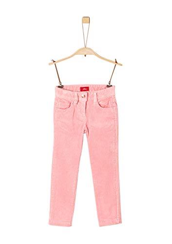 s.Oliver Mädchen 53.908.73.2138 Hose, Rosa (Light Pink 4273), 104 (Herstellergröße: 104/SLIM)