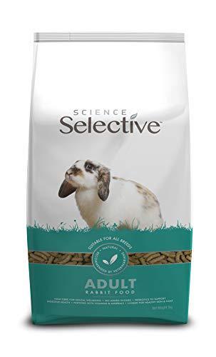 Supreme Petfoods 13887/2705 Supreme Heimtierfutter Science Selective Kaninchen Futter - 3 kg
