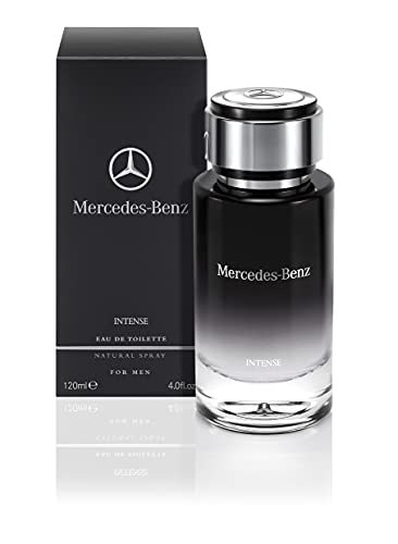Mercedes-Benz Intense For Men Eau de Toilette Intense Nat. Spray, 120 ml