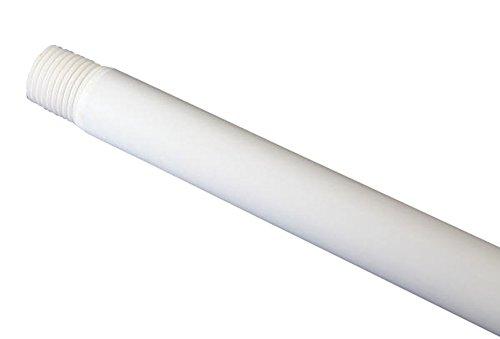 MAAJ® HYGIENE-BESENSTIEL AUS GLASFIBER MIT SCHRAUBGEWINDE 140CM