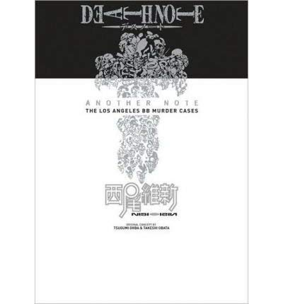 Death Note A Novel Another Note by Nishio, Ishin ( Author ) ON Feb-16-2008, Hardback