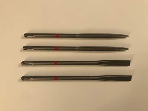 Hilti TE-CP 2#282311 - Juego de cinceles para SDS+ (25 cm)
